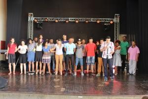 Acampamento Jovem 2017 - Gincana Bíblica - Segunda-feira (Tarde)