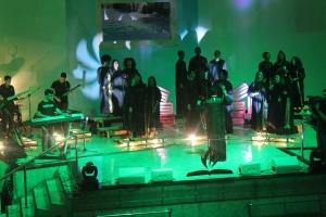 Projeto Ágape Choir e Banda Nissi (Fotos e Vídeos)